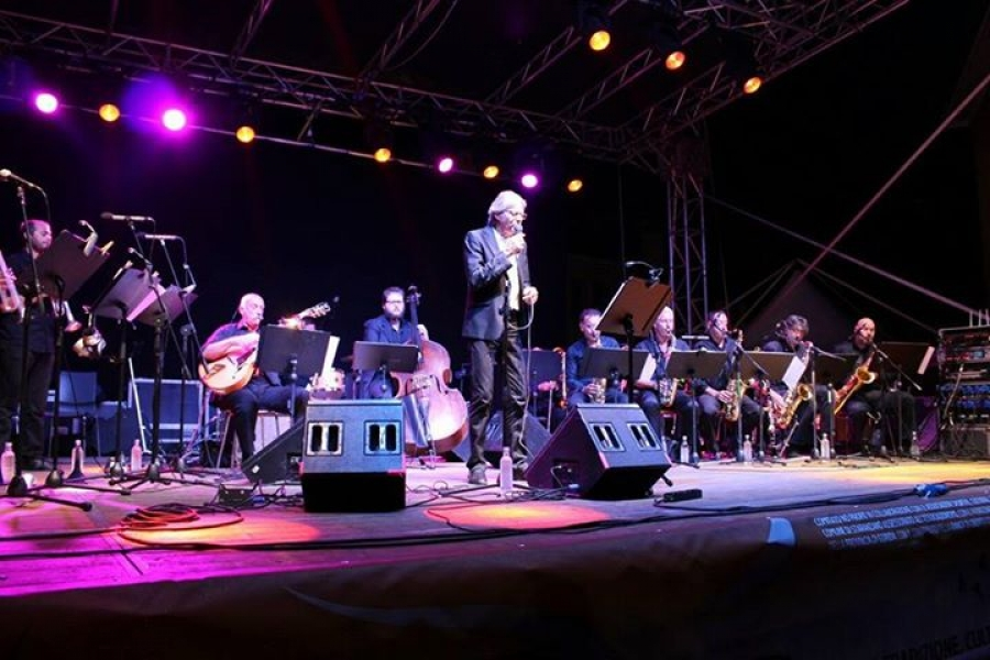 Shipyard Big Band in Concerto