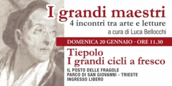 I Grandi maestri #3: Tiepolo - I grandi cicli a fresco