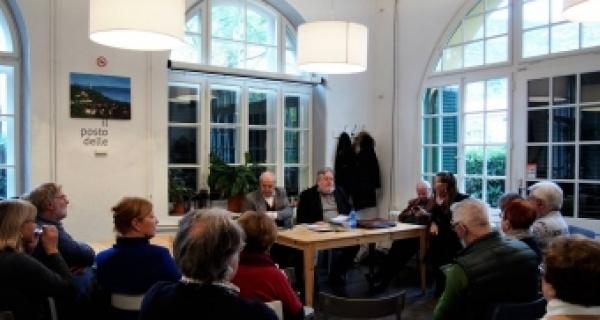 A pranzo tra i libri: incontri con gli editori a Il Posto delle Fragole