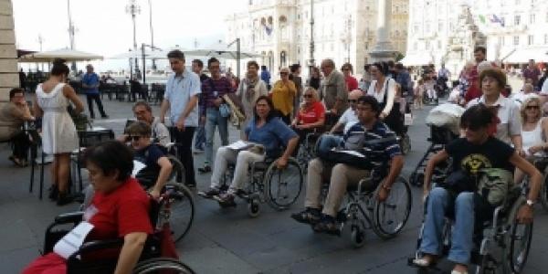 Fuori percorso: Trieste dal punto di vista di chi utilizza un diverso tipo di mobilità