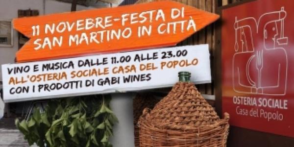 La Festa di San Martino in città!