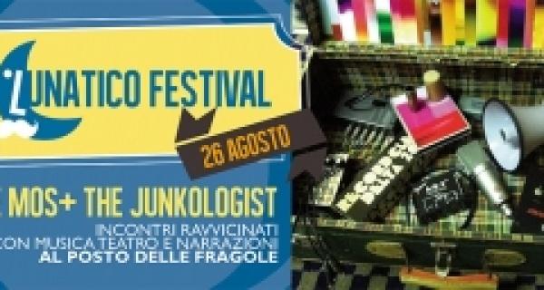 Venerdì 26 agosto Nacho e Mos + The Junkolist in concerto