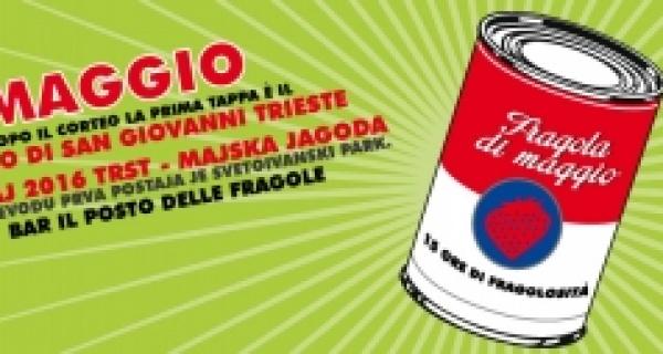 Fragola di Maggio: il Primo Maggio a Il Parco di San Giovanni!