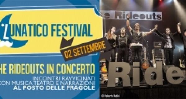 2 settembre al Lunatico The Rideouts in concerto