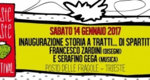 Fe Ste Feste Festival: Francesco Zardini + Serafino Gega live