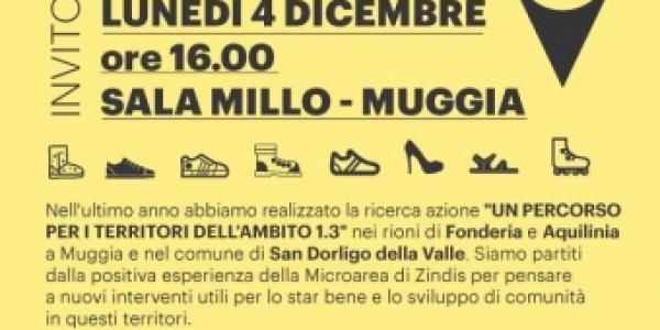 Un Percorso per Fonderia, Aquilinia e San Dorligo della Valle