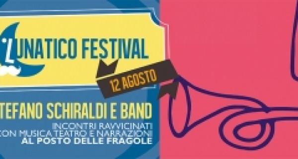 Stefano Schiraldi e Band in concerto