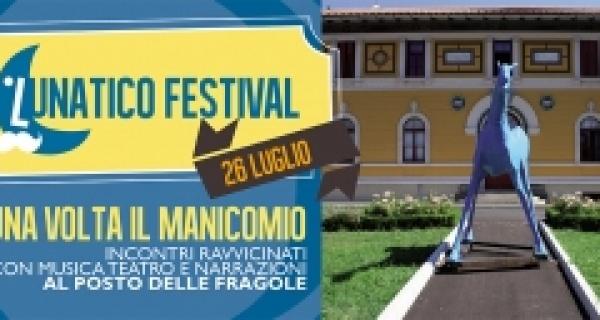 """Martedì 26 luglio al Lunatico Claudio Ascoli con """"C'era una volta il manicomio"""""""