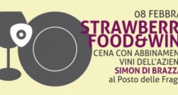 Strawberry Food & Wine: Vini dell'Azienda Simon di Brazzan