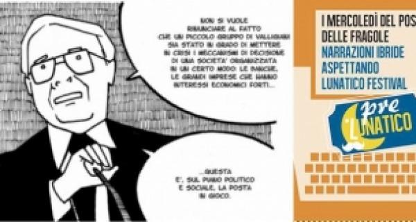 La realtà a fumetti: incontro con Claudio Calia e BeccoGiallo Editore