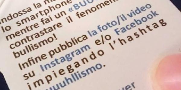 BuuuhLLISMO! Domenica 11 dicembre la terza tappa delle iniziative contro il bullismo a Monfalcone