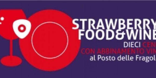 Strawberry Food & Wine #1