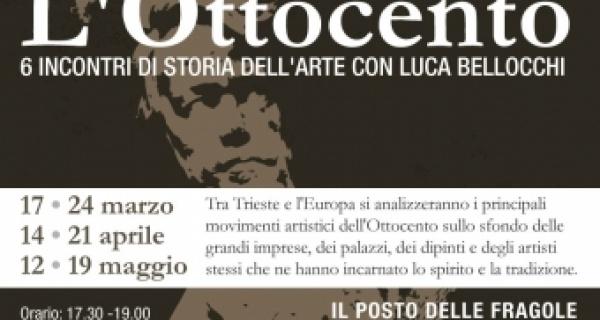 L'Ottocento: sei incontri di storia dell'arte con Luca Bellocchi a Il Posto delle Fragole