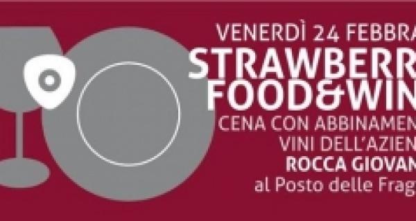Strawberry Food & Wine: Azienda Rocca Giovanni