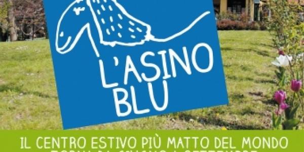 L'Asino Blu: riparte il centro estivo!