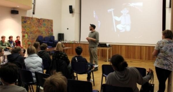 Al Ricreatorio Toti si racconta l'esperienza di Scampare la guerra