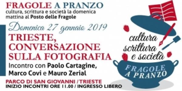 Trieste, conversazione sulla fotografia