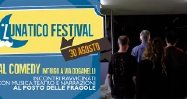 Martedì 30 agosto Social Comedy - Intrigo in Via Doganelli