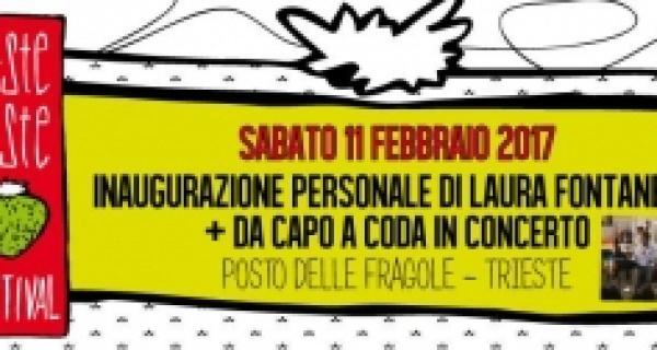 Fè Ste Feste Festival: Laura Fontanella + Da Capo a Coda
