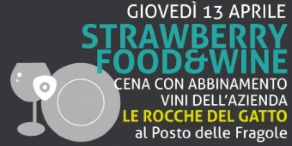 Strawberry Food & Wine #6: Azienda vinicola LE ROCCHE DEL GATTO Albenga (SV) Liguria