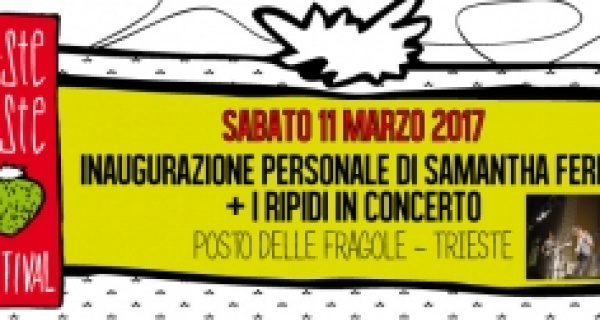 Fè Ste Feste Festival #6: Samantha Fermo + I Ripidi live
