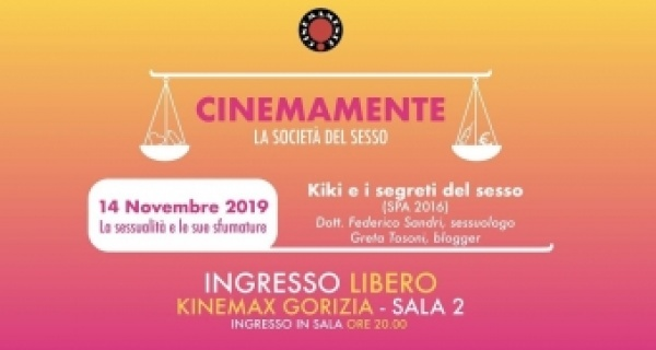 Cinemamente - Kiki e i segreti del sesso