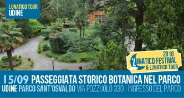 Sabato 15 settembre a Udine l'ultima data del Lunatico Festival!