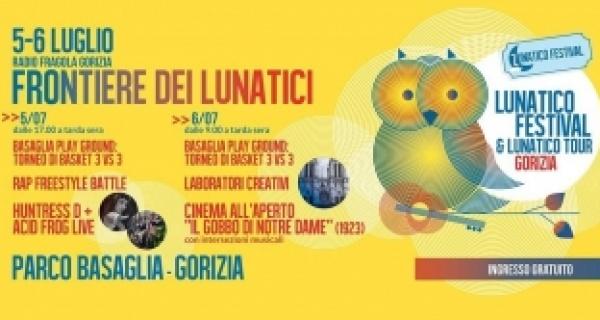 Frontiere dei lunatici: 5 e 6 luglio Lunatico tour al Parco Basaglia di Gorizia