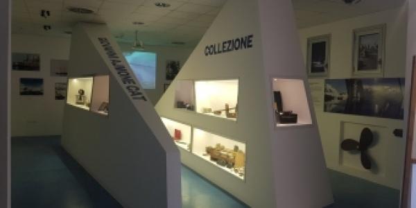 """Inaugurazione """"Collezione Ajmone Cat"""" - Museo Nazionale dell'Antartide"""