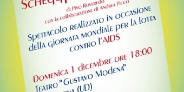 """Domenica 1 dicembre """"Gli Instabili"""" presentano """"Scheggie di ingiustizia"""" di Pino Roveredo"""