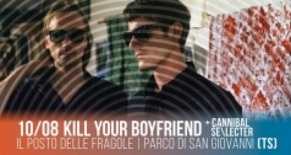 "Lunatico Kill Your Boyfriend + ""Cannibal Se\lecter"""