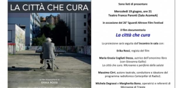 Le Microaree vanno in tour con il documentario La città che cura