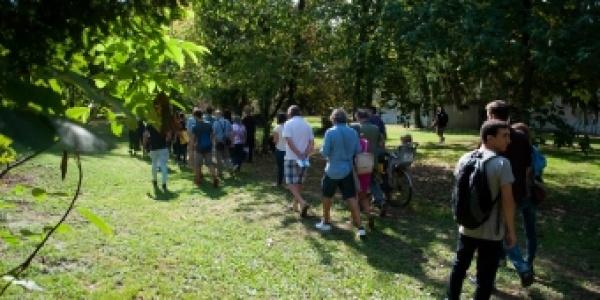 Itinerari Basagliani 28-29-30 agosto: una passeggiata storica in Parco Basaglia